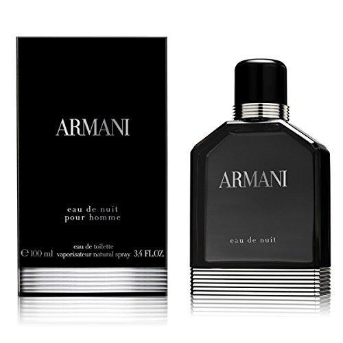 Armani Nuit homme / men, Eau de Toilette, Vaporisateur / Spray 100, 1er Pack (1 x 100 ml)