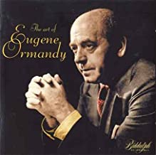 Art of Eugene Ormandy - Orchestral works including: Myaskovsky: Symphony No. 21 in F sharp minor, Op. 51 / R. Strauss: Sinfonia Domestica / Mahler: Symphony No. 8 in E flat major - Part 1