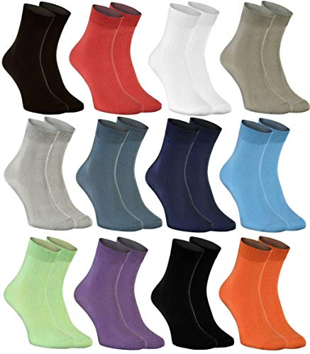 Rainbow Socks - Man Vrouw Katoenen Sokken