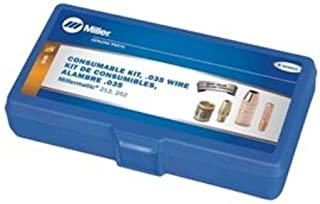 Miller 234611 M-25 MIG Gun Consumable Kit, .035 wire
