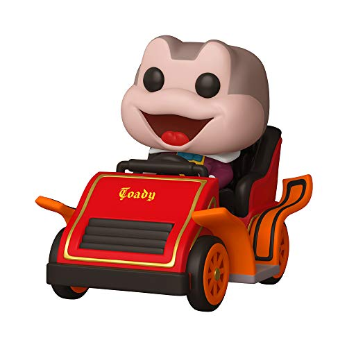 Funko Pop! Ride: Disney 65th - Mr. Toad in Car
