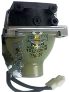 BenQ Replacement Lamp with Housing and Original Bulb for MP610; MP620p; W100; 5J.J1S01