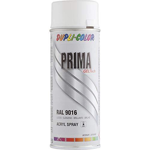 DUPLI-COLOR Lackspray 400 ml RAL 9016, 1 Stück, verkehrsweiß,646829