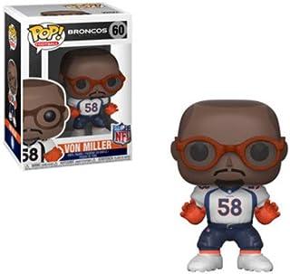 Best Funko POP! NFL: Broncos - Von Miller,One Size Review