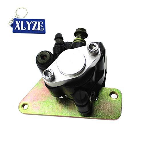 XLYZE Bremssattel hinten für ATV LT-Z400 QUAD SPORT 2003-2009, 2012-2014 Kawasaki KFX400 KSF400 2003-2006
