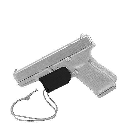 Trigger Sheath Trigger Guard Holster Black with Paracord (Sig P365)
