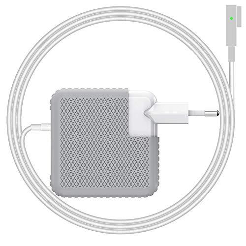 """SIXNWELL Cargador Mac Pro, Cargador Mac Book, 85W MagSafe 1 Forma de L Adaptador de Corriente Funciona con los Mac Pro/Air 45W / 60W / 85W 13"""" & 15"""" & 17"""" Pulgadas (Antes de Mediados de 2012)"""