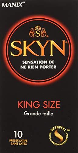 SKYN King Size–10Kondome, Groß