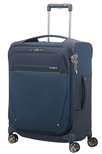 SAMSONITE B-Lite Icon - Spinner 55/20 Length 40, 39 L, 1.8 KG Hand Luggage, 55 cm, liters, Blue (Dark Blue)
