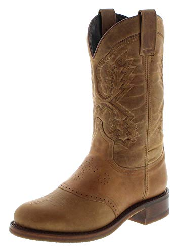 Sendra Boots Damen Stiefel 14338 Eyak Thinsulate Isolierung Braun 40 EU