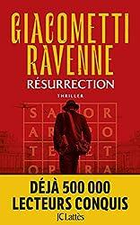 Résurrection - La Saga du Soleil noir, Tome 4 d'Eric Giacometti