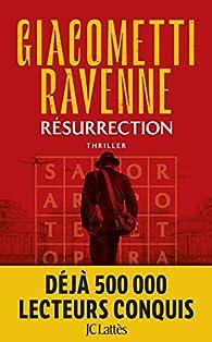 La saga du Soleil noir, tome 4 : Résurrection par Éric Giacometti