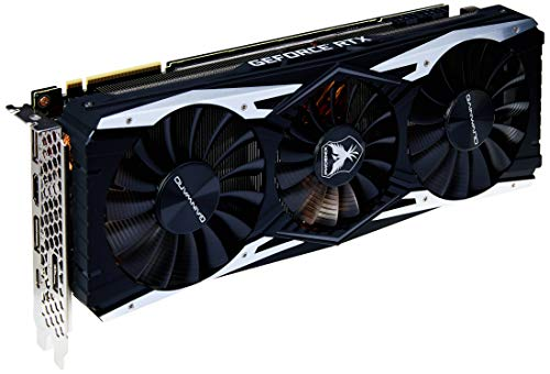 Gainward Nvidia GeForce RTX 2080Ti Phoenix GS 11GB, Schwarz, Grau, 426018336-4122