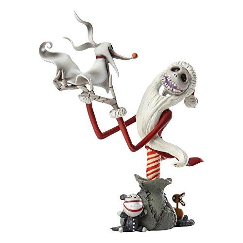 Grand Jester Studios \Papa Noel Jack con Cero Figura Decorativa