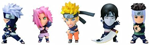 Naruto Shippuden Manga Hero 20 figure gashapon by FREEing