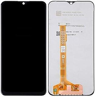 قطعة غيار لشاشة LCD من ريفيكسيت سوداء متوافقة مع VIVO Y12 Y15 Y17 Y3 U3X Y11 U10 2019