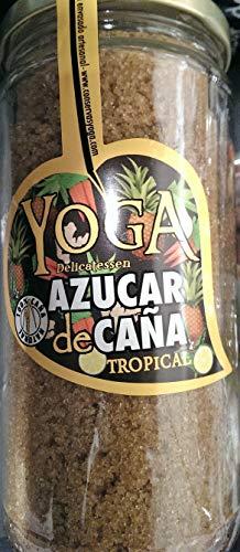 Rohrzucker tropical - brauner Zucker - im Glas