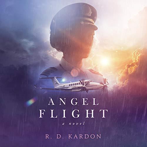 Angel Flight Audiobook By R. D. Kardon cover art