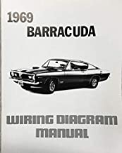 Amazon Com 1969 Plymouth Wiring Diagram Books