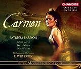 Bizet: Carmen (in Englisch) - Patricia Bardon