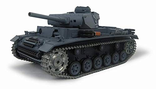 Torro RC 1:16 RC Panzer III AUSF. L BB 2.4GHz