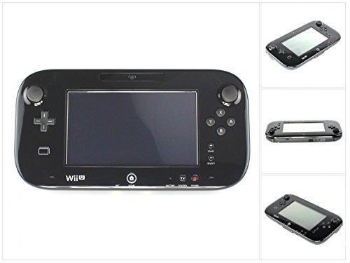 Nintendo Original Wii U Gamepad Controller schwarz ohne Konsole
