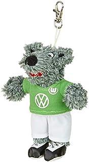 VfL Wolfsburg Schlüsselanhänger Plüsch - Wölfi 15 cm
