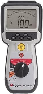 Megger MIT410/2 1000V Insulation Resistance Tester w/PI, DAR & Time Testing