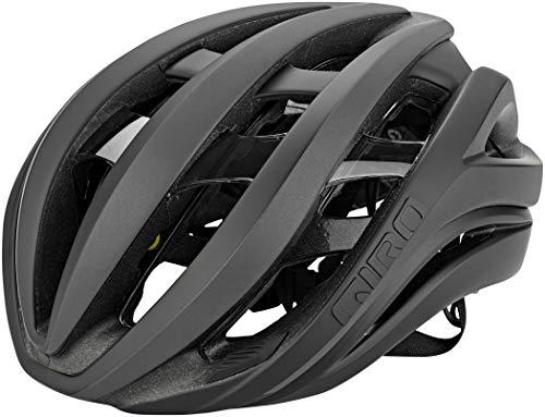 Giro Aether MIPS Rennrad Fahrrad Helm schwarz/Flash 2020: Größe: L (59-63cm)