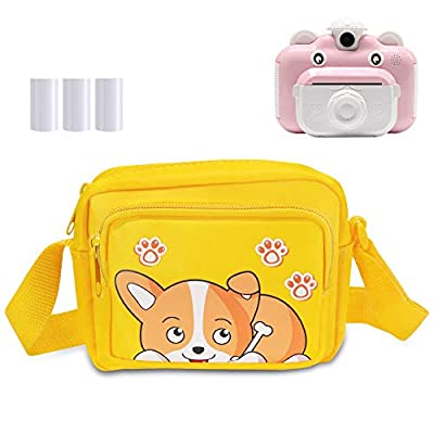 Instant Print Kids Camera Case Bag Compatible with barchrons Instant Print Camera for Kids from Barchrons