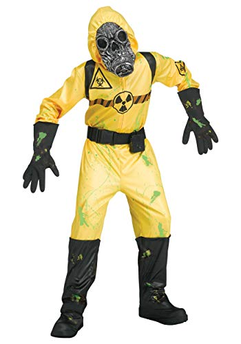 The Boy's Sound FX Bio Hazard Costume Medium