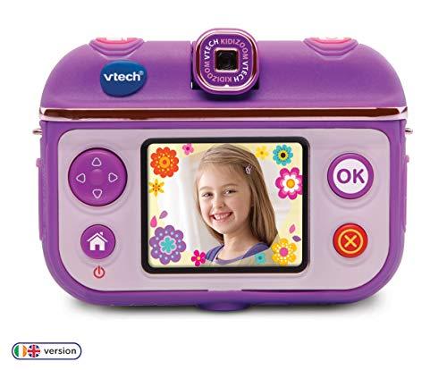 Vtech 193703 Kidizoom Selfie Cam Spielzeug – Lila