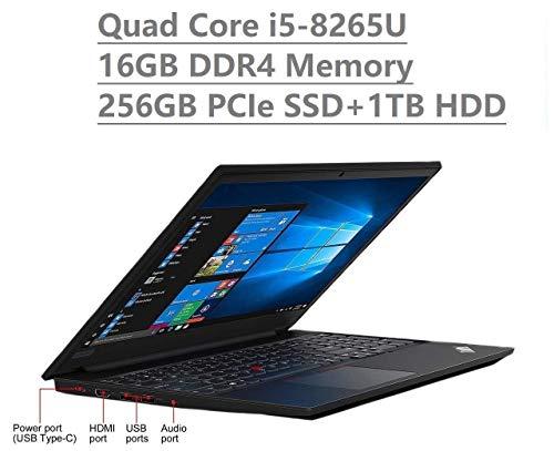 Compare Lenovo Thinkpad E590 (20KS003WUS-16G-256GB) vs other laptops
