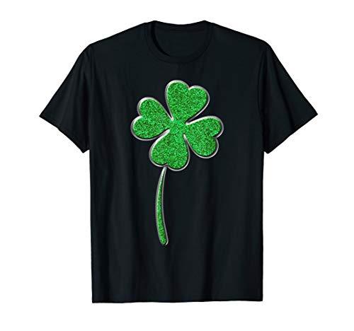 St Patricks Day Klee Kleeblatt T-Shirt Irisch Irland Grün