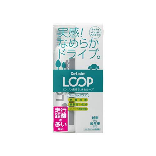 シュアラスター LOOP オイル添加剤 [オイル交換時の新常識! エンジン長持ちまもループ。] ループ ベーシッ...