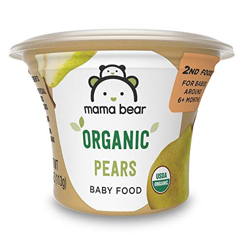 (32% OFF Deal) Organic Baby Food – 4oz pear 12pk $8.67