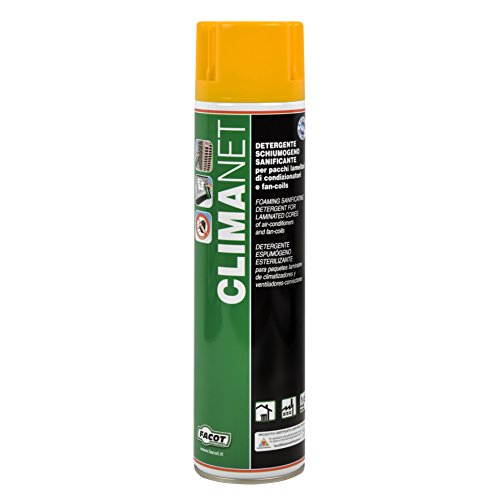Facot Chemicals 16519 Climanet Bombole Spray, Incolore
