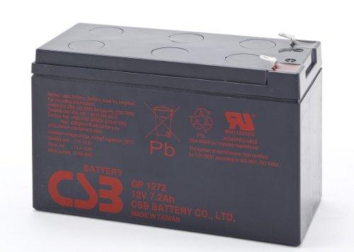 CSB GP1272 batteria – Nero