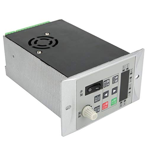 Convertidor de frecuencia gris de plata, hecho de aluminio universal 0.5 (a) convertidor de voltaje