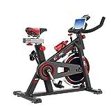 ICONIC Sport Exercise Bike - Indoor Stationary Cardio Cycling Bike - 30 lb