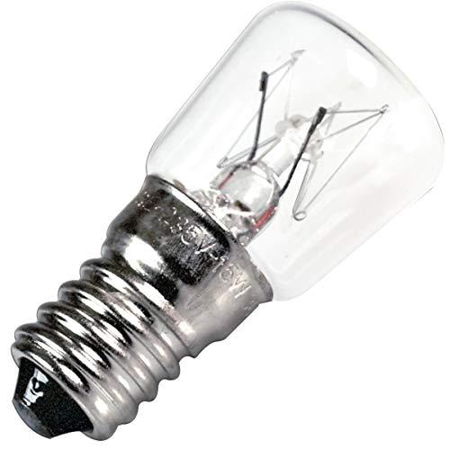 75X1493 Ampoules t25x49 25w e14 230-240v 300° four vrac