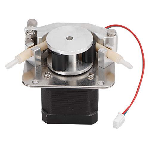 Wilecolly Bomba automática silenciosa, microbomba peristáltica Motor Paso a Paso Bombas de Agua de circulación silenciosa autocebantes(4)