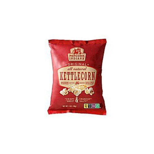 Best Buy! Popcorn Indiana Original Kettle Corn, 1 Ounce , Pack of 96