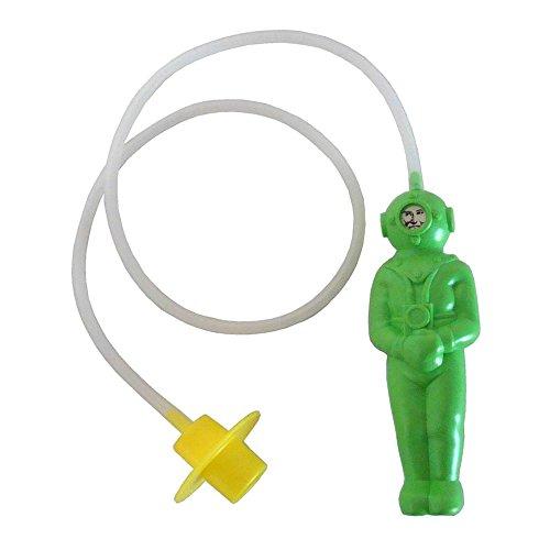 'Der kleine Tiefseetaucher', grün, Sonja-PLASTIC, Kultspielzeug, Made in Germany