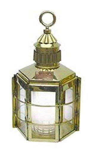 Linoows Grand Clipper Lampe, Noble Frachtseegler Lanterne, Schiffslaterne en Laiton