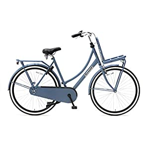 Comfort Bikes POPAL Daily Dutch Basic 28 Inch 50 cm Woman Backpedal Brake