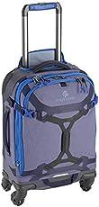 Eagle Creek Gear Warrior International Carry Luggage Softside 4-Wheel Rolling Suitcase, Arctic Blue, 21 Inch