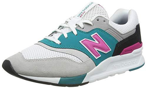 New Balance Herren Cm997hv1 Sneaker, Grau (Grey), 46.5 EU