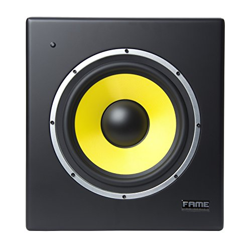 Fame Audio Studio subwoofer Pro Series RPM 10S