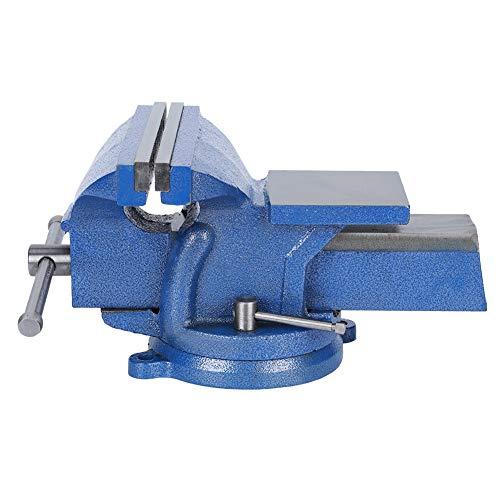 Banco de trabajo resistente, vicio de la tabla de la carpintería con la herramienta del yunque del tornillo de la tabla del proceso de forja
